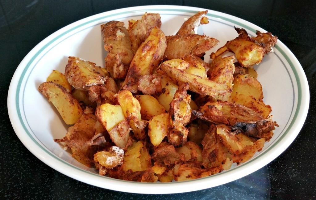 12 рецептов для тех, кто обожает жареную картошку - но боится потолстеть