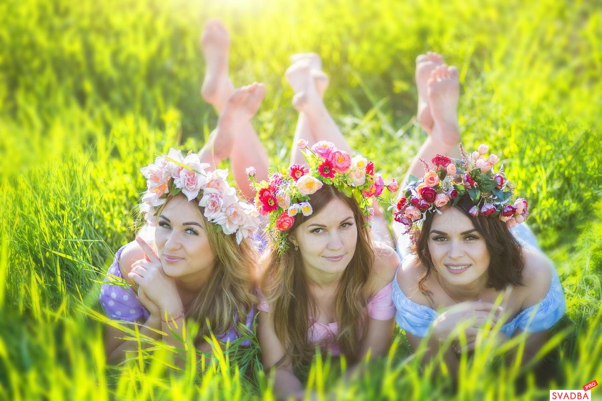 Три сестры и Судьба. Притча