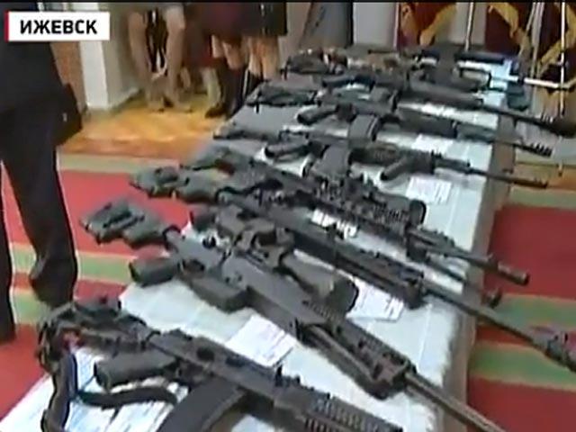 """""""Ижмаш"""" показал новую снайперскую винтовку на базе винтовки Драгунова"""