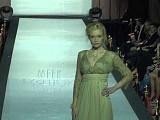 Телеведущая Оля Данко на Estet Fashion Week 2014