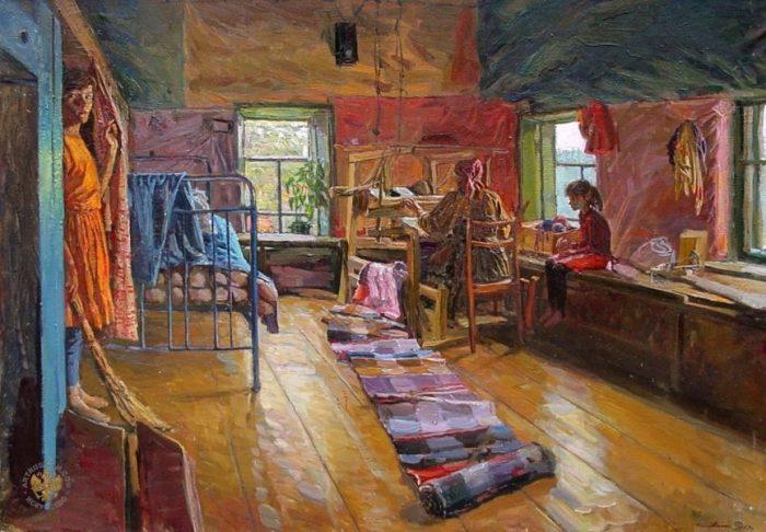 художник Григорий Чайников картины - 04
