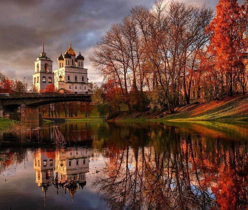 Сказочная красота России