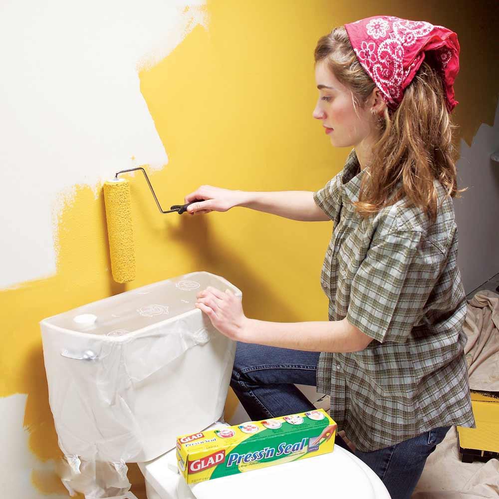 Красить станет легко, если сделать это: 16 хитростей в помощь
