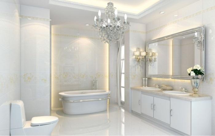 Как навести чистоту в ванной