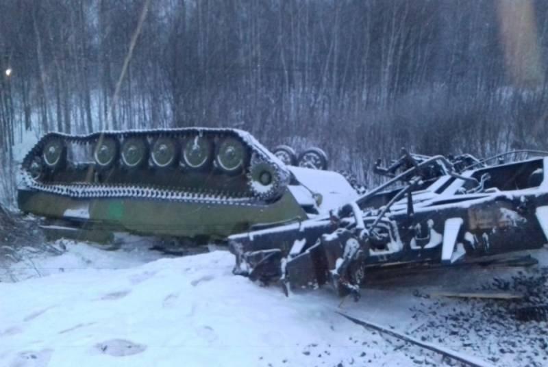 РФ может предъявить Эстонии иск из-за неисправного вагона и аварии под Омском