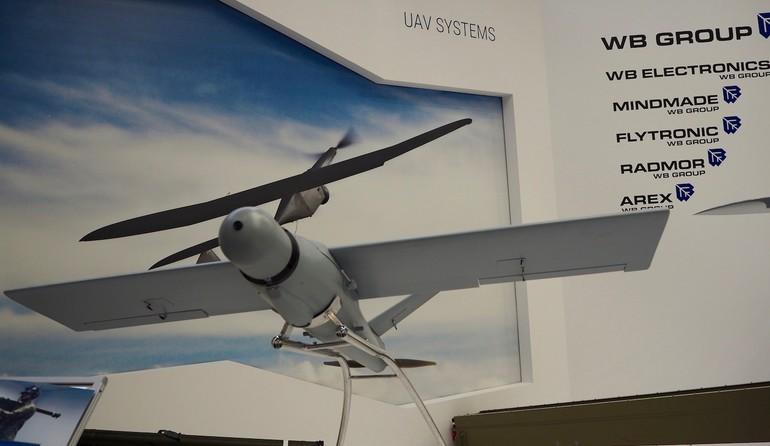 Украина закупает польские барражирующие боеприпасы Warmate