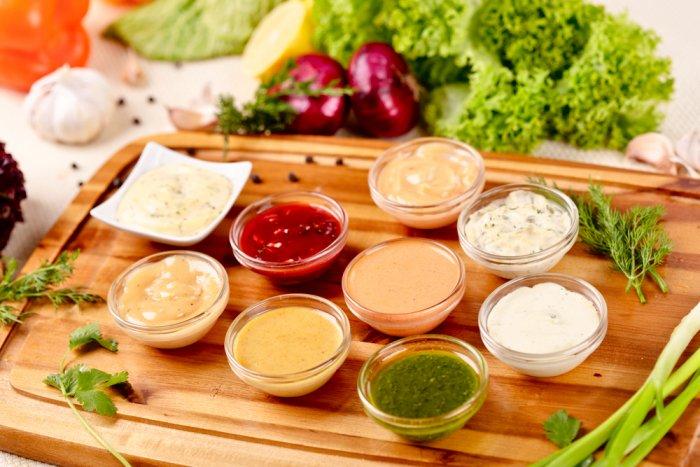5 самых вкусных заправок для салатов!
