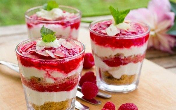 Детская радость: полезный молочный десерт вместо мороженого