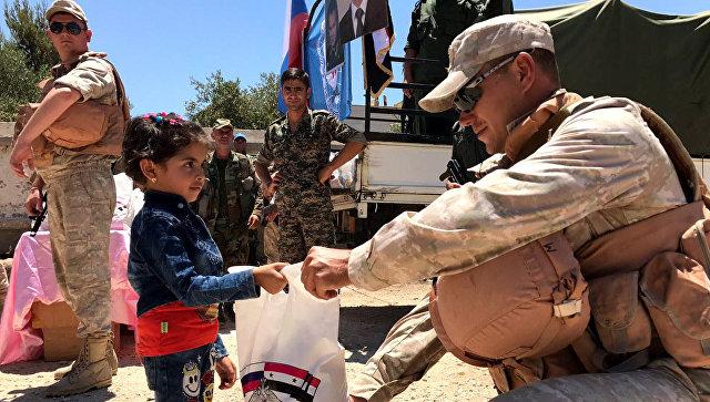 Новости Сирии. Сегодня 25 июля 2017