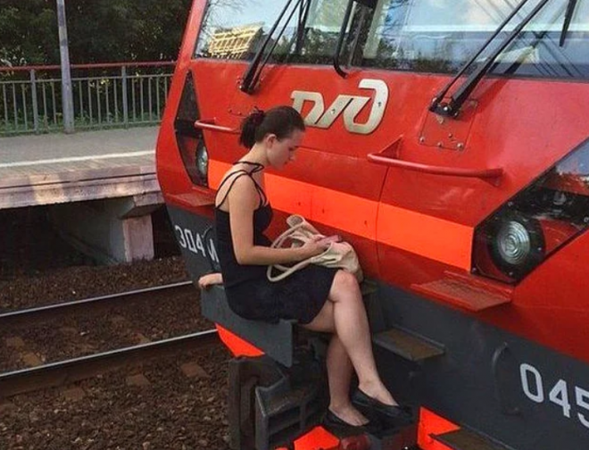 Что делать, если боишься, что поезд отправиться без вас