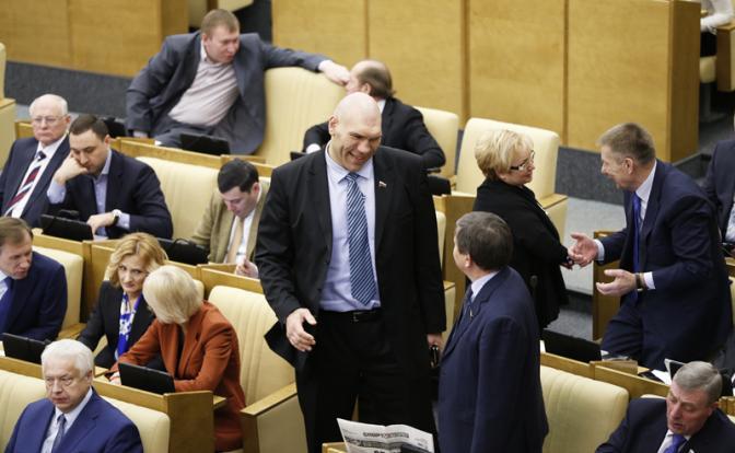 Буйных и психов оприходуют с министерским размахом