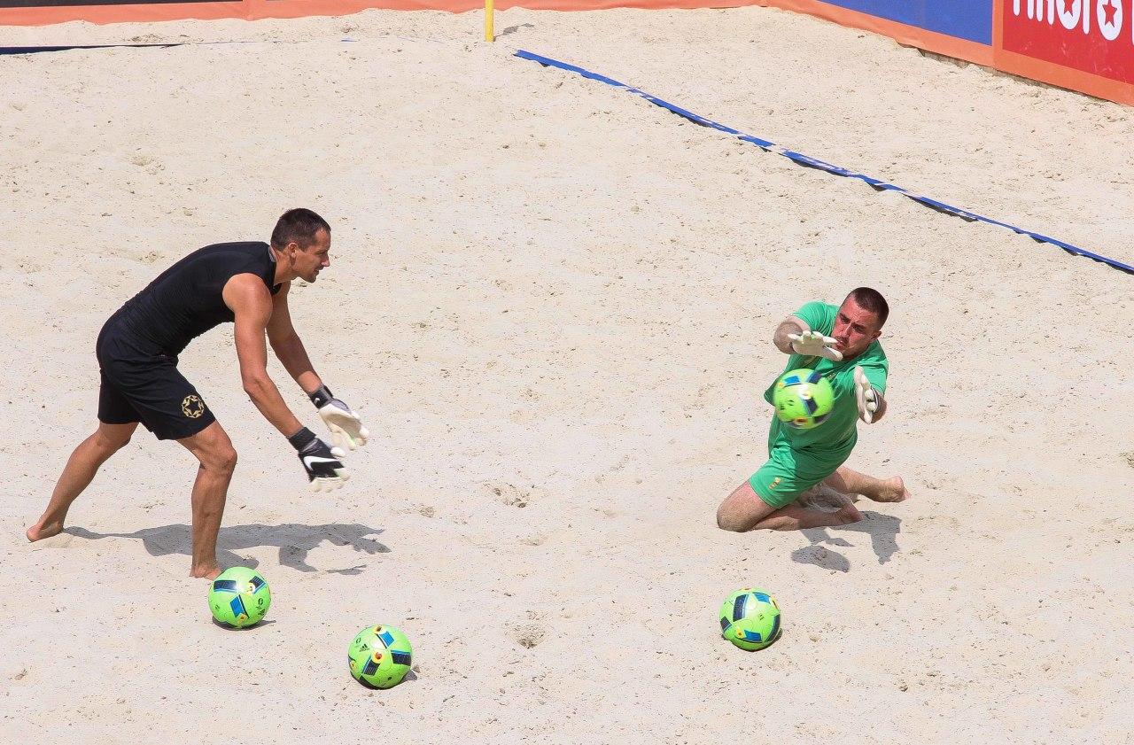 Чемпионат России по пляжному…