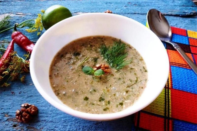 Шечаманды - блюдо грузинской кухни