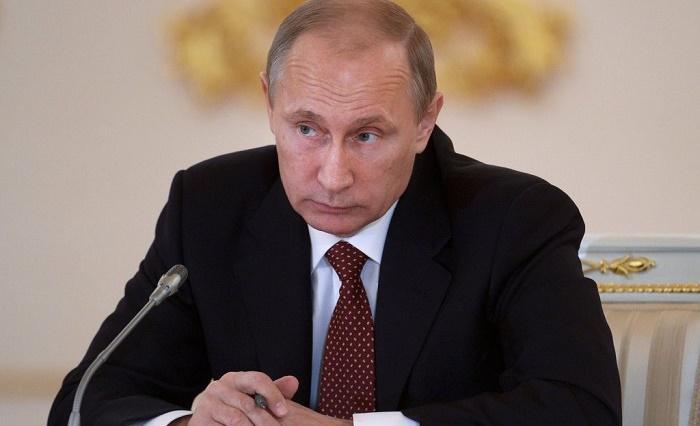 Путин назвал секретной переданную лидерам G7 информацию