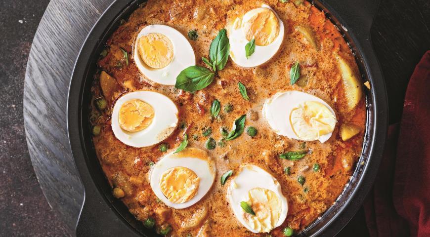 Яйца по-испански