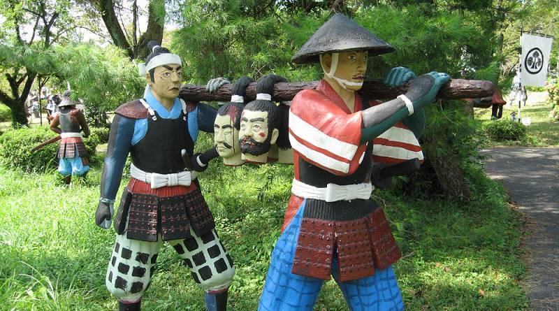 Кобаякава Хидэаки: предатель с горы Мацуо