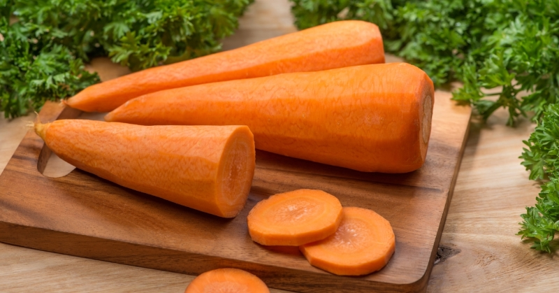 Подборка морковных салатов