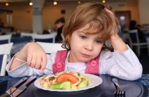 Почему мой ребенок не ест?
