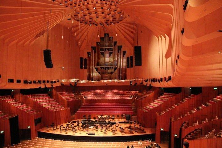 5. Сиднейский оперный театр, Австралия интересно, спектакль, театр, театральная россия, театры оперы, фото