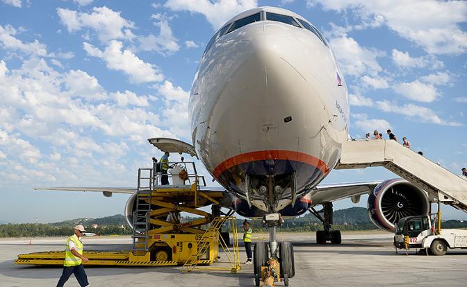 Кремль поддержал Boeing на $ 12 млрд