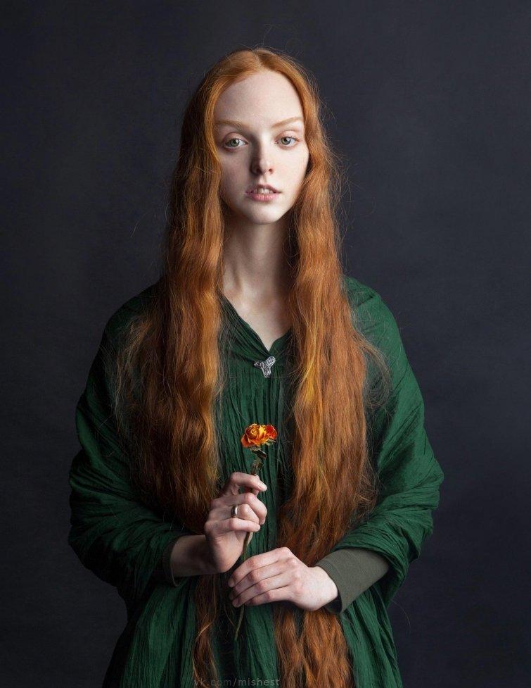 Природная красота людей в работах российского фотографа девушки, красота, люди, природа, фото, фотограф, фотография