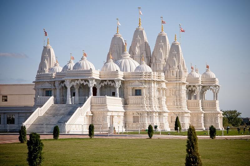 Храм индуизма Шри Сваминараян Мандир