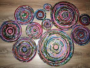Шьем деревенский коврик | Ярмарка Мастеров - ручная работа, handmade