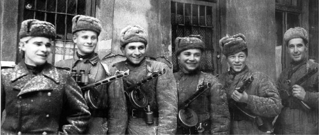 """Конец германо-венгерского гарнизона, или """"И на груди его светилась, Медаль за город Будапешт"""""""