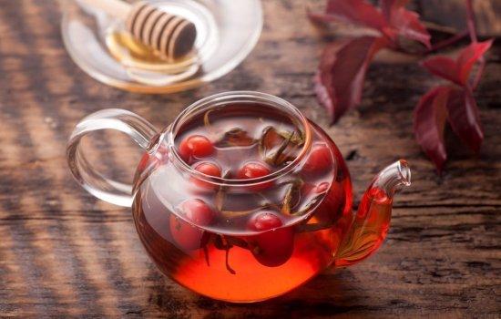 Чай из шиповника: старинное средство от ста болезней