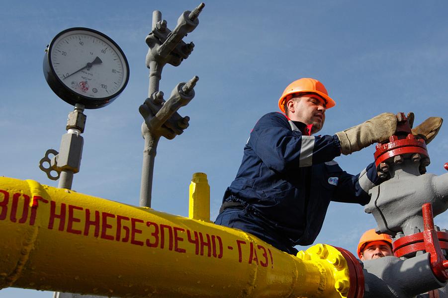 Украина согласна на обязывающих Россию договор по транзиту газа. Под гарантии Германии