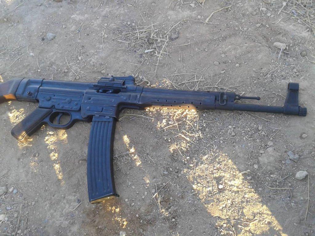 STG-44 в Идлибе