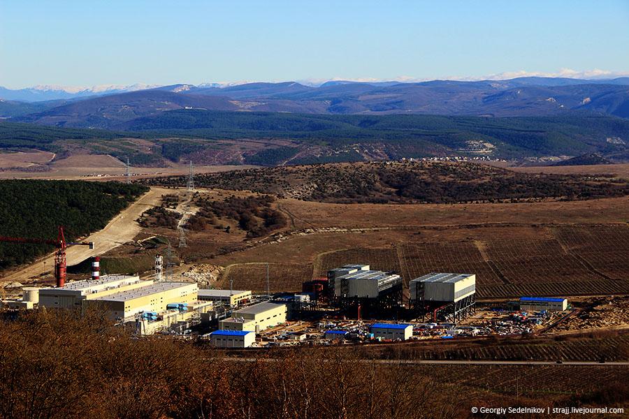 Siemens привет из Севастополя. ТЭС строится по плану!