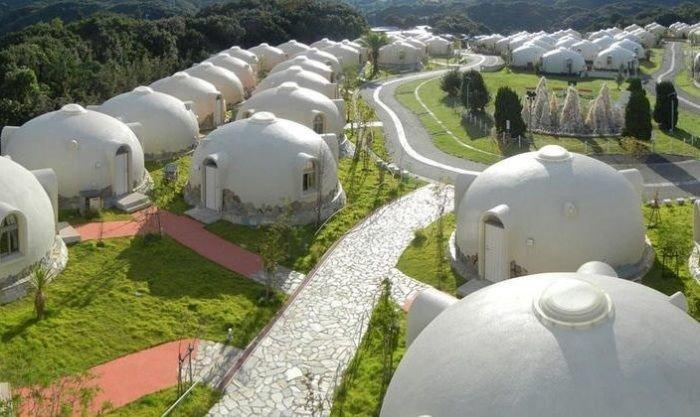 Японцы строят дома за 3 часа, и они способны простоять 300 лет