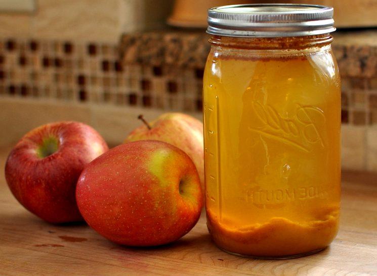 Как из яблочного уксуса сделать сок из