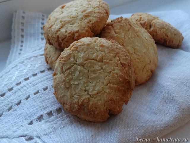 Рецепт кокосовых пряников