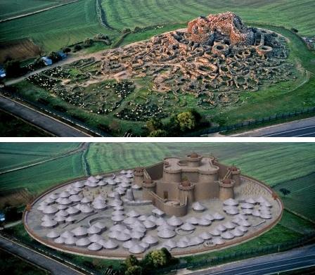 Древнейший циклопический комплекс на Сардинии: гробницы гигантов, или уютный дом для людей?