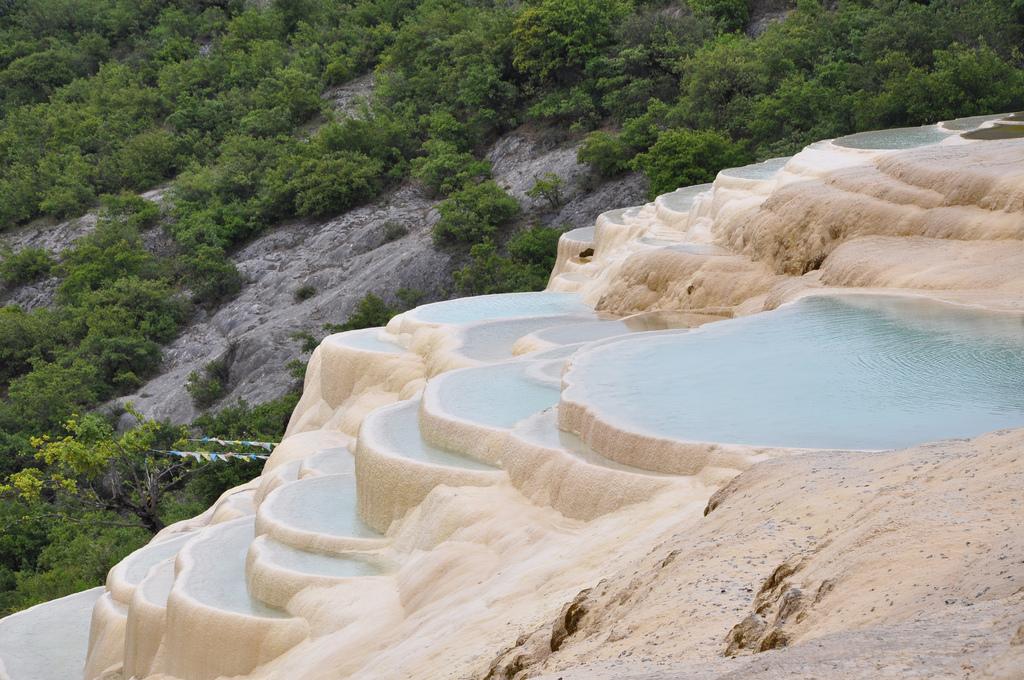 baishuitai11 Чудо китайской природы: Террасы белой воды