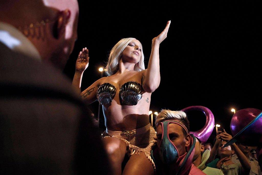 Самые интересные фотографии голливудских знаменитостей за 2014 год