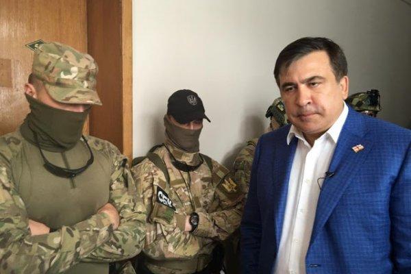 Саакашвили в СИЗО. Смогут ли сторонники Михо вытащить его оттуда