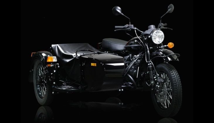 Ural Dark Force байк, мото, мотоцикл, мотоцикл с коляской, мотоцикл урал, спецверсия, урал, экспорт