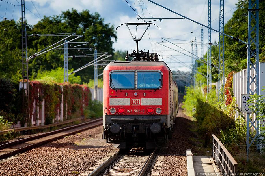 Berlin 34 Общественный транспорт Берлина