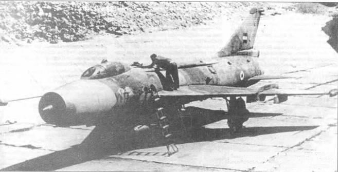 Воздушный удар египетских ВВС 6-го октября 1973 года