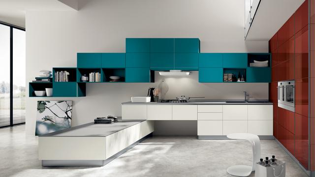 Дизайн интерьера современной кухни: практичность и красота на 40 фото
