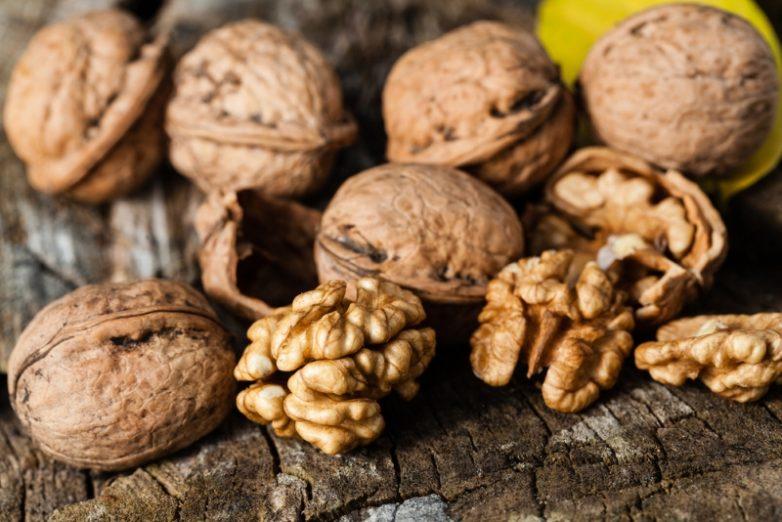 Польза ореховой скорлупы для здоровья