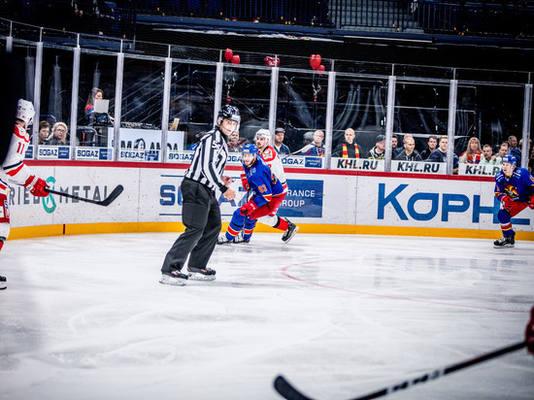 КХЛ: в битве лидеров сильнее…