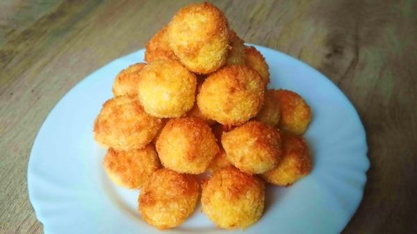 """Печенье """"Кокосанка"""" без муки из трех ингредиентов"""
