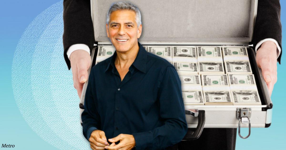 Клуни подарил 14 своим друзь…