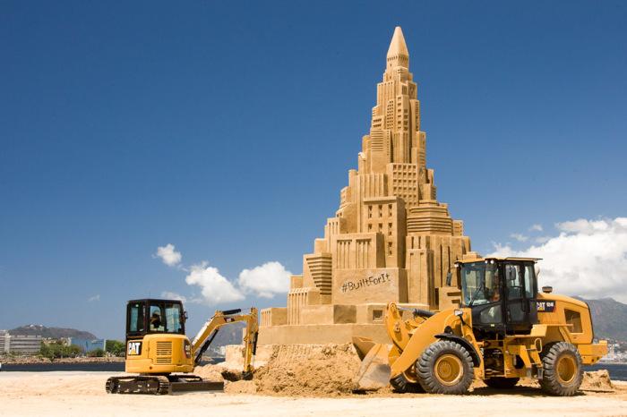Построен самый высокий в мир…
