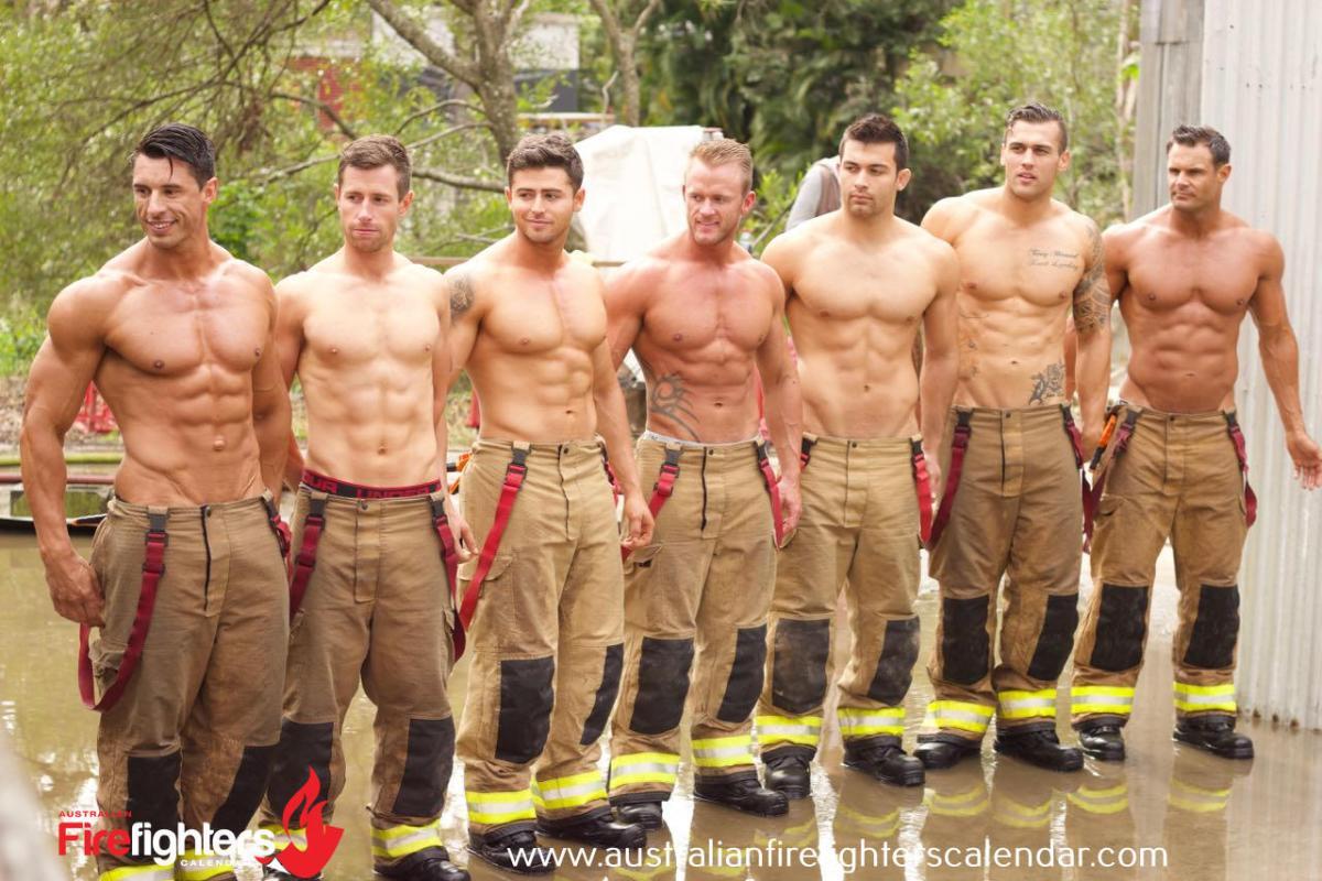 А как же героические пожарные?
