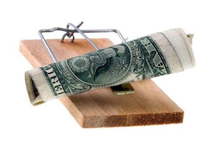 Грозит ли долларовым счетам …